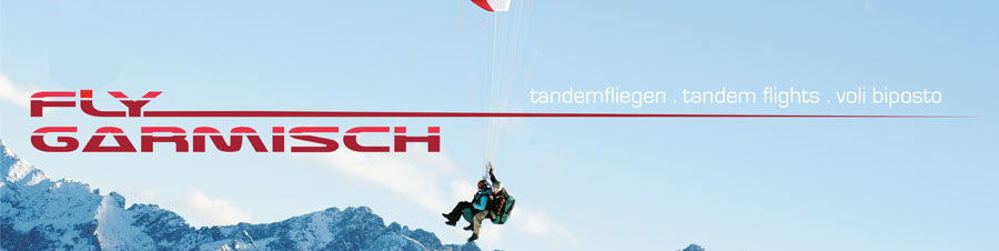 Fly-Garmisch Tandemfliegen
